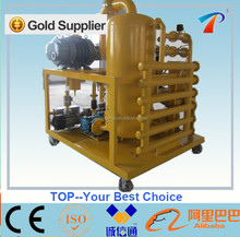 Continuous used transformer oil recondition machine,vacuum filtration equipment