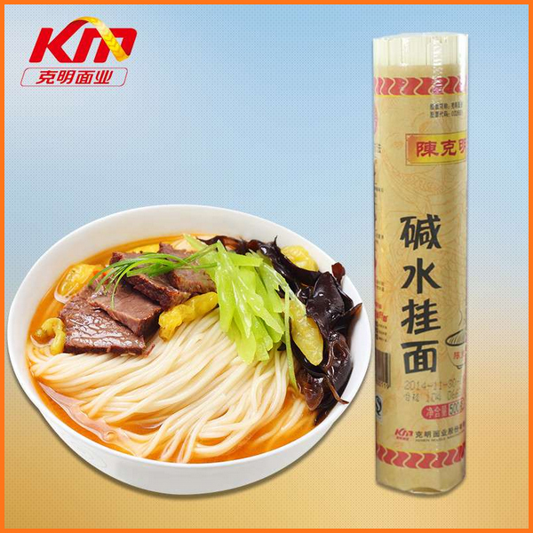 High quality slim dried alkline wholesale alibaba noodle