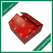 Corrugated Subscription Magazine paper box file