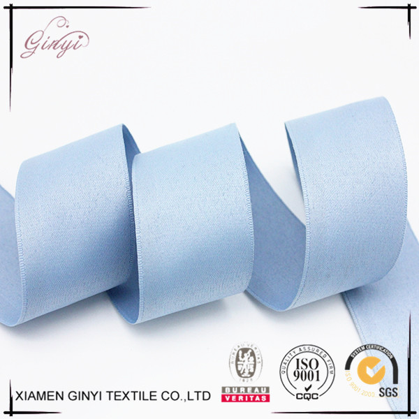 Top quality custom woven dance ribbon gymnastic ribbons