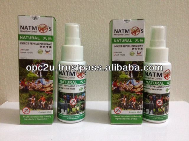 mosquitoes repellent spray product