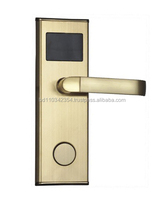 RFID smart card international standard digital Hotel door locks/electronic panel door lock