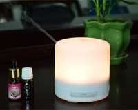 Rechargrable Lithium battery powered aroma diffuser for home use
