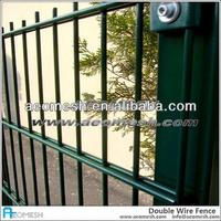 galvanized security grid gates Wire Fence Manufacturer