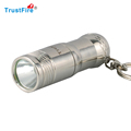 TrustFire MINI01 280LM 3-Mode Small Flashlight Keychain with 16340 Li-ion Rechargeable Battery