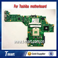 Original laptop motherboard V000208010 for Toshiba Salitelite E200 E205 fully tested working well