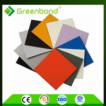 Greenbond wall cladding acp installation/aluminum composite panels