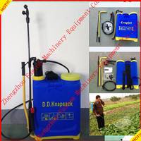 CE APPROVED fruit tree sprayer/rechargeable electric backpack sprayer
