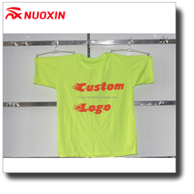 NX wholesale custom hot transfer printing cotton t shirt for men