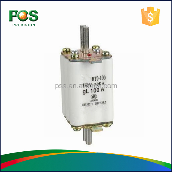 Popular RT0 380V 50000A Thermal Overload Fuse