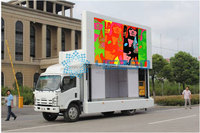YEESO YES-V8 Advertising Transport Truck with Generator, Aircondition, Lifting System, Meeting Room, advertising Truck/van/car
