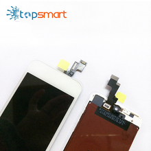 China lcd manufacturer wholesale mobile phone lcd screen digitizer for 5s