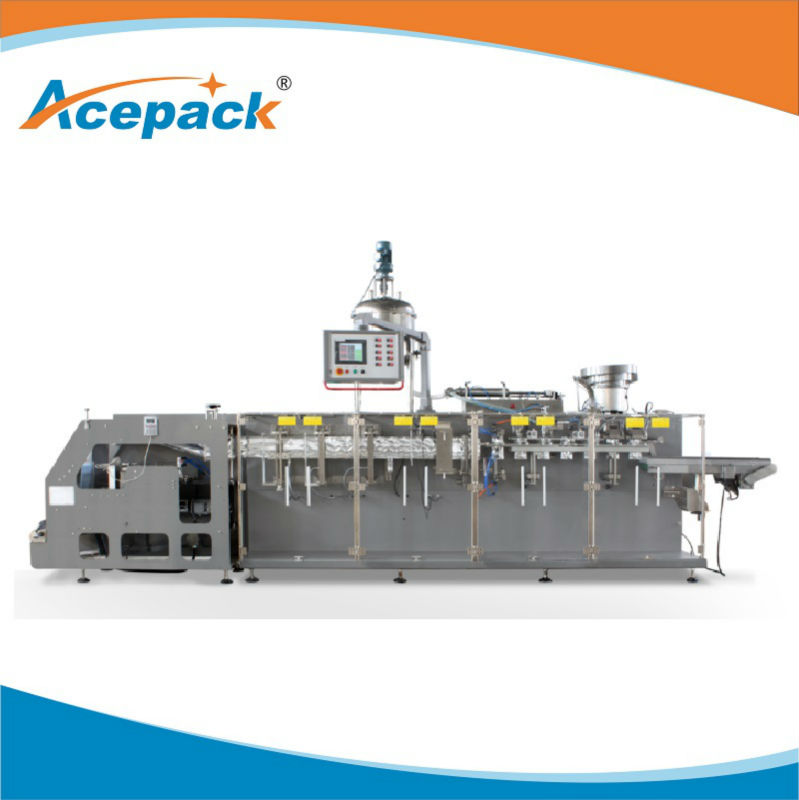 high quality detergent powder packing machine