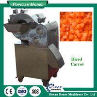 Electric Carrot Dice Making Machine Commercial Carrot Dice Machine Hot Selling