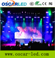 P4.81mm Indoor High Definition Staging LED Display Panel/P4.81 mm LED Video Screen for Media Show