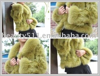 Luxurious High Quality Fur Garment FU01