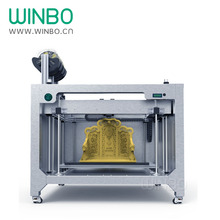 Winbo High-Speed Big 3D Printer, Build Size 915*610*610 mm, Most Practical Large Industrial 3D Printer Machine for Sale