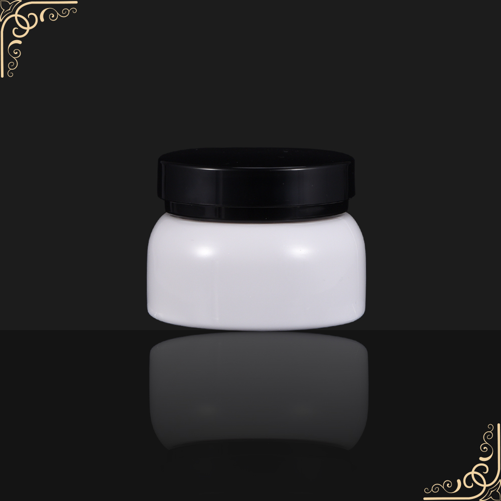 PET Face Mask Cosmetic Container Cosmetic Plastic Jars