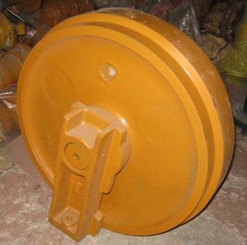 China good price bulldozer front idlers for construction machinery