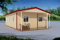 CE certificated steel frame modular homes with high quality