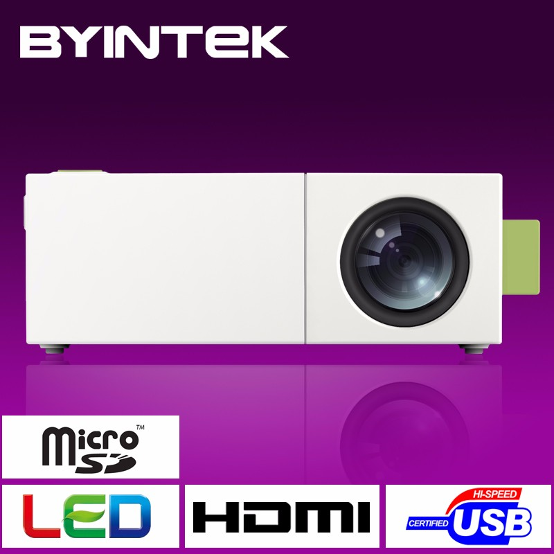 Cheap Price Mini Led HDMI USB Projector for Home Use