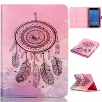 Print pattern Wallet universal 7 inch tablet leather case Stand Cover For Android Tablet PC PAD tablet 7 inch Accessorie