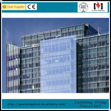 High Quality China Factory Price Reflective Glass Facade Curtain Wall