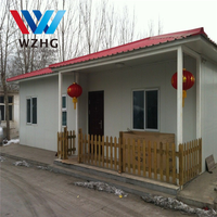 Cheap Prefabricated Modular Hotel and Vila for sale made in China