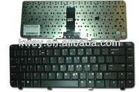 For Compaq Presario V3000 HP Pavilion dv2000 Series Laptop Keyboard 441317-001 Black TECLADO