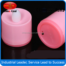 Electronic Rustic Real Wax LED Candle of China Coal