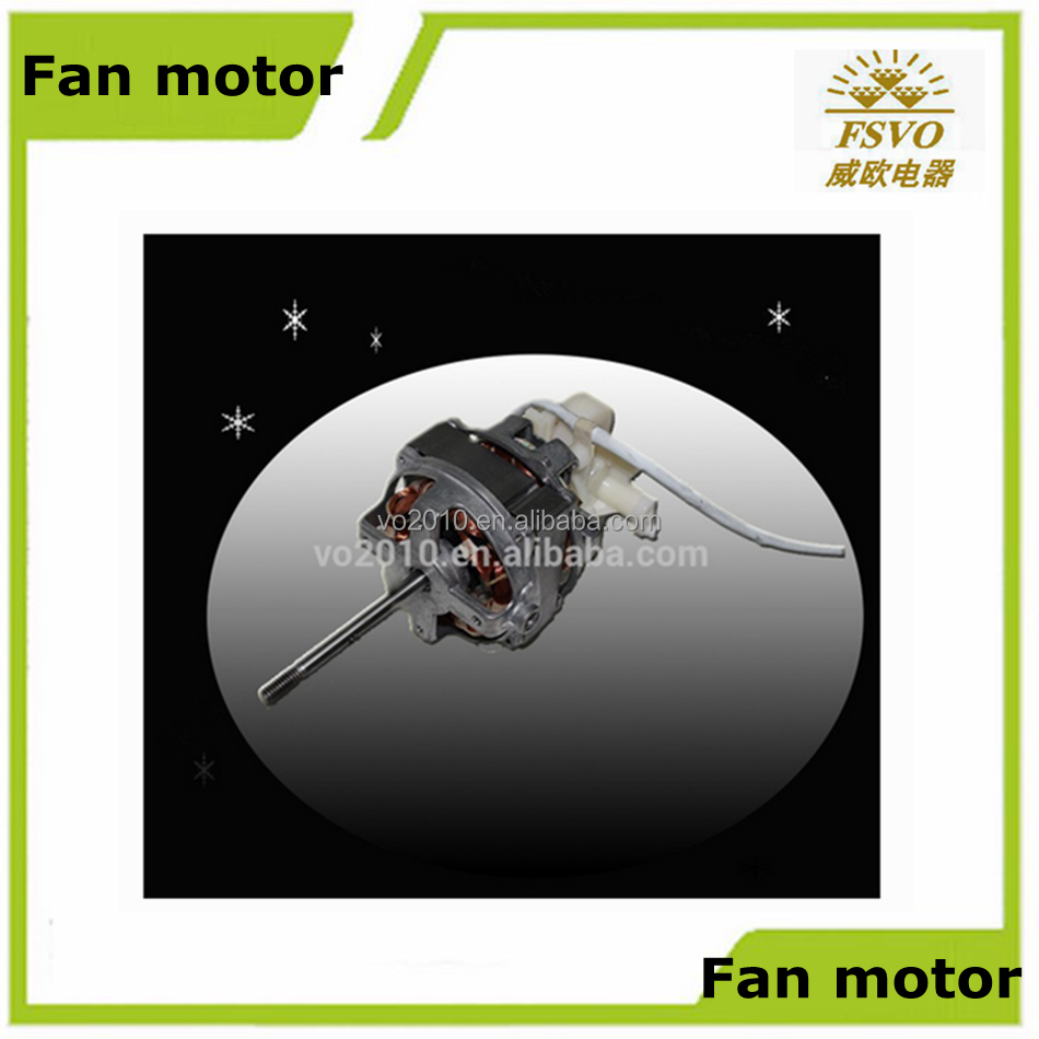 220v home appliances parts electrical fan motor for sale