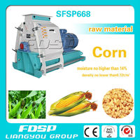 CE approved corn grinder for chicken feed