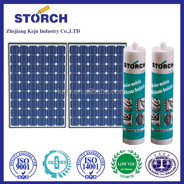 Storch N189 steel pipe solar panels silicone sealant white color UL certified