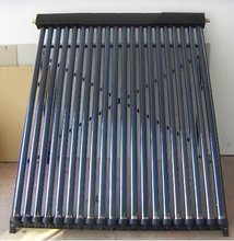 pressure vacuum tube solar collector, swimming pool heating systems