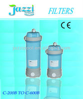 JAZZI Easy Cleaning Freestanding Cartridge Filter 040731