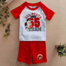 summer cotton designer baby suits