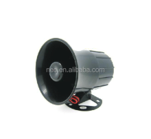 Forklift alarm, black car alarm and forklift horn speaker