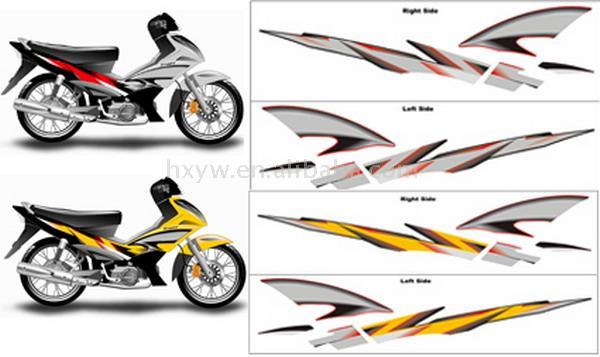 Motorcycle Sticker Buy Sticker Design For MotorcycleEbike - Motorcycle stickers