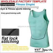 bodybuilding gym triathlon training <strong>sports</strong> mens wholesale running fitness singlet