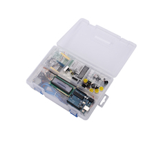 UNO R3 Starter Kit with 1602 LCD and Servo Motor and Dot Matrix Breadboard