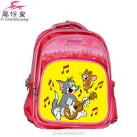 Customized Backpack for School Tom and Jerry Bag