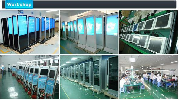 24 inch open frame lcd monitor, open frame all in one pc touch monitor frameless lcd advertising digital signage display