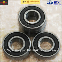 Ball bearing 6202RS 15x35x11mm elevator supporting roller bearing