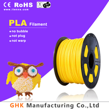 Factory supply ABS/PLA Filament 1.75mm New Products Plastic Material 3d printer filament For 3D Printer
