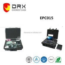 Ningbo everest EPC015 Hard Plastic Equipment Case with Foam Insert