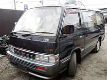 E24 Nissan Caravan wrecking car without registration.(Parts use only)