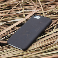 Wholesale alibaba crazy horse leather ,mobile phone leather case for iphone 8 case