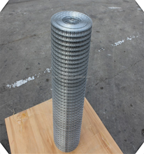 "1""x1""x16 SWG Galvanized Weld Wire Mesh For The Construction Of Rabbit Hutch / galvanized welded wire mesh"
