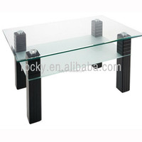 4-19mm high quality glass table top tempered glass for table top