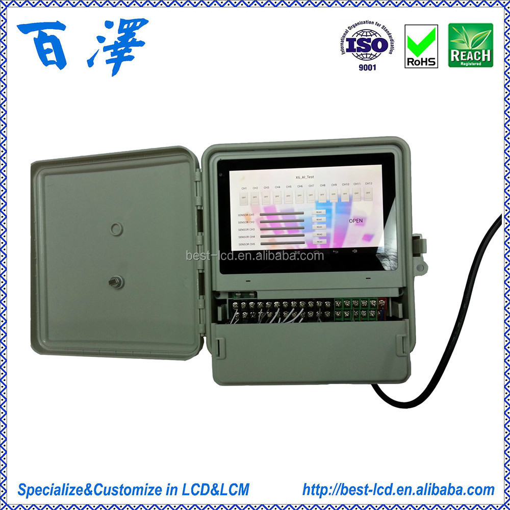 "7"" Android 4.2 OS Tablet With Capacitive Touch Screen"